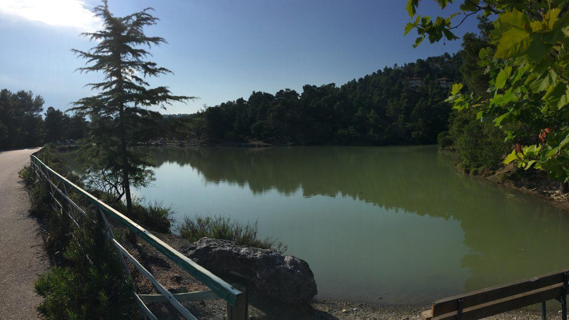 Μια βόλτα στην Πάρνηθα