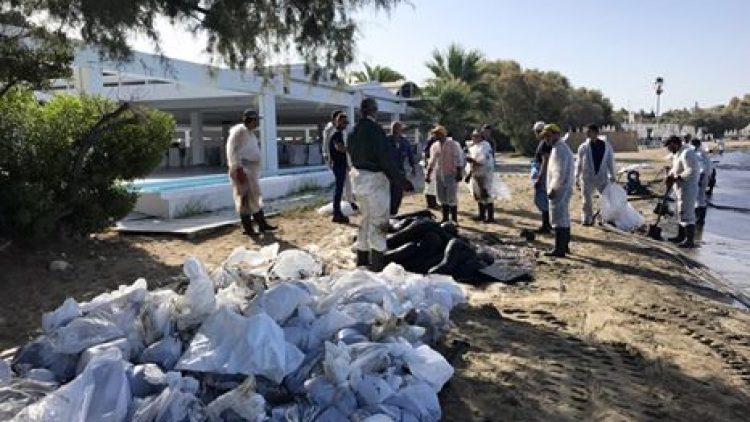 Καθαρισμός Παραλιών του Δήμου Γλυφάδας